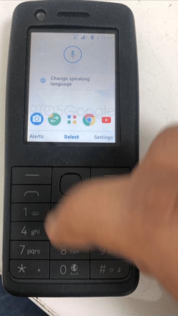 Google готовит спецверсию Android для кнопочных телефонов - 1
