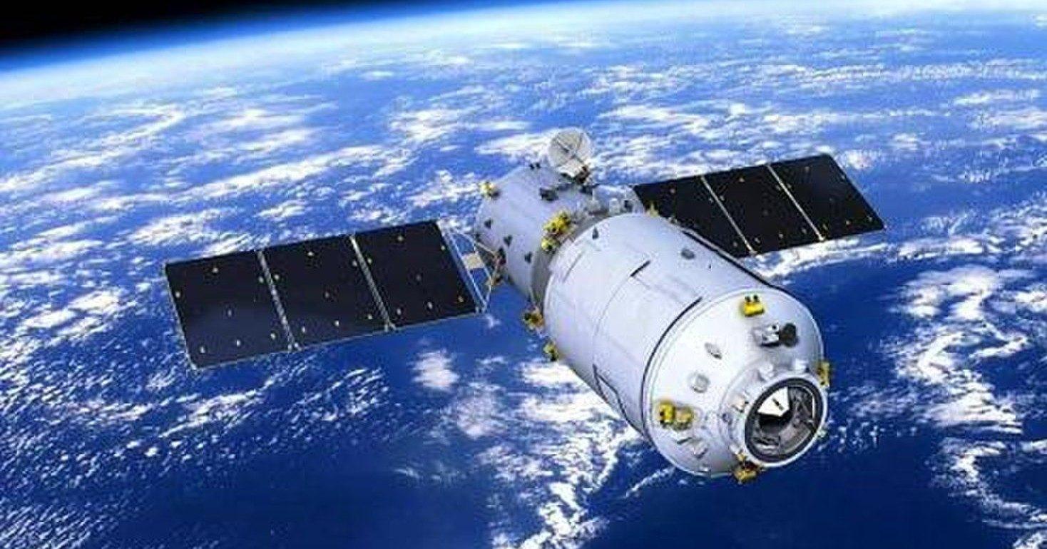Китайская орбитальная лаборатория упала в Тихом океане: видео
