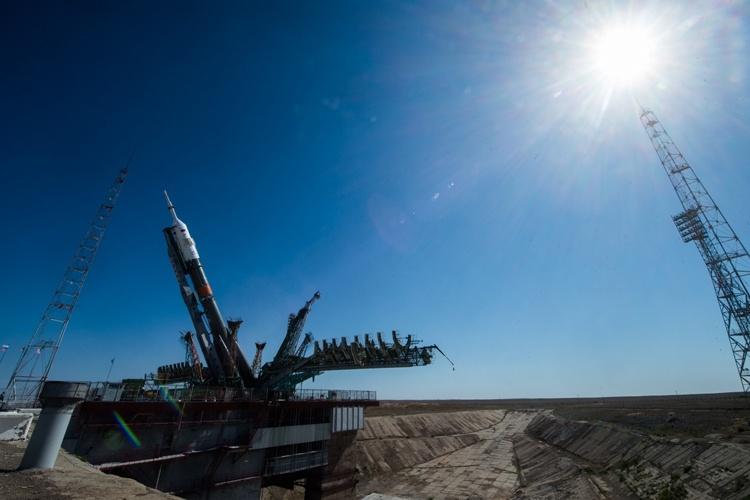 Пилотируемый корабль «Союз МС-13» отправился к МКС
