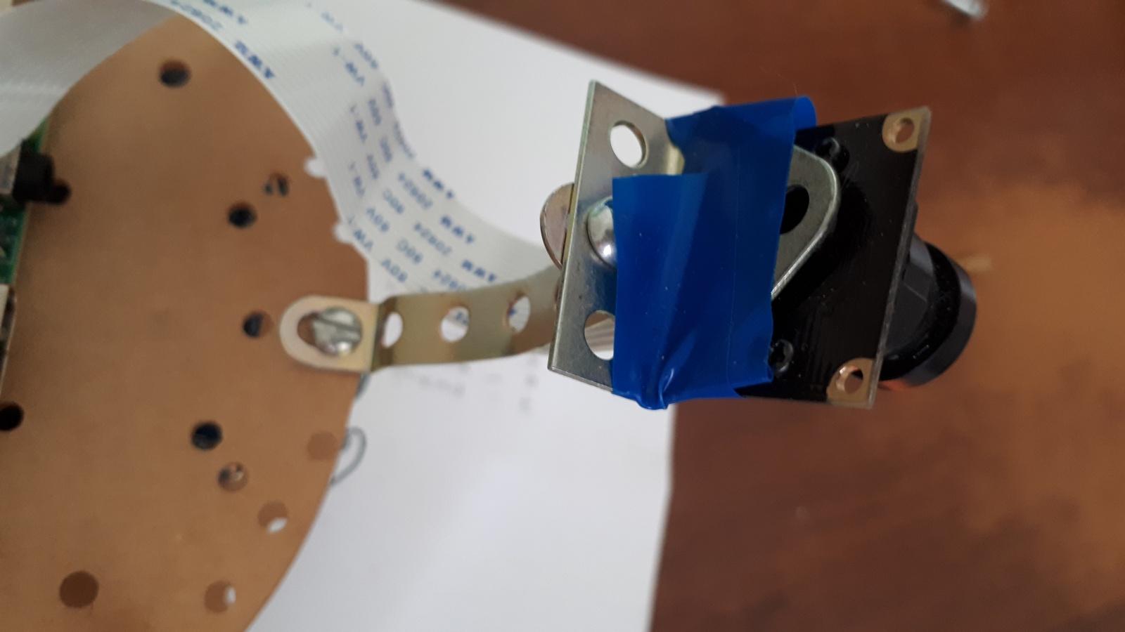 Робот, который поедет за вашей улыбкой. Делаем дешевую тележку для изучения ROS.Часть 1-я, железная - 9