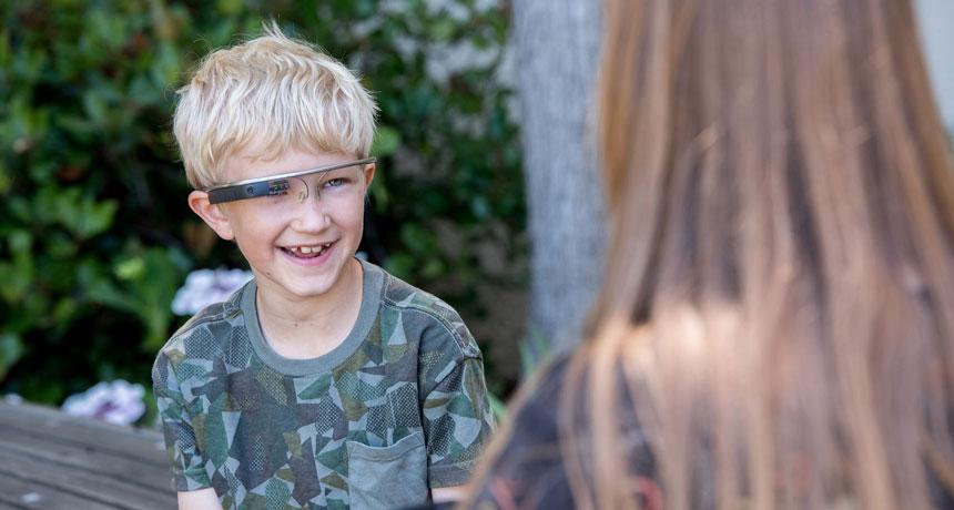 Google Glass может помочь детям с аутизмом - 1