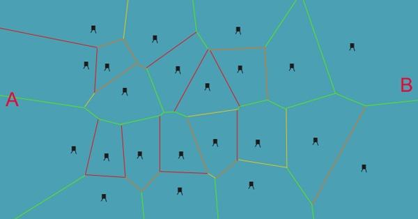 Как использовать диаграммы Вороного для управления ИИ - 8