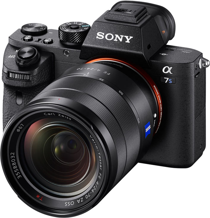 Камера Sony a7S III будет поддерживать съемку видео 4K с кадровой частотой 60 к с - 1