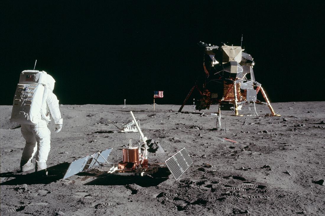 Люди на Луне. Источники - 1