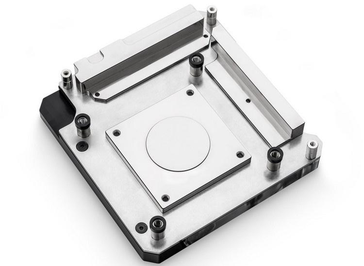 EKWB представила процессорный водоблок для материнских плат Aorus Z390 Master и Ultra