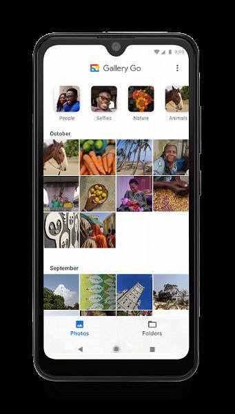 Gallery Go — очередное облегчённое приложение Google
