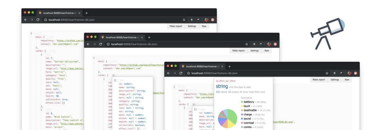 JsonDiscovery: Меняем опыт просмотра JSON в браузере - 1