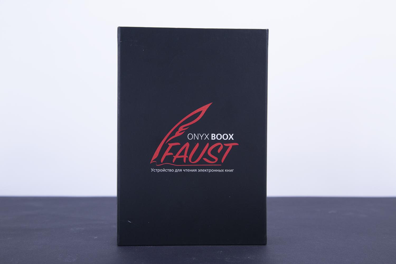 ONYX BOOX Faust — кто ищет, не вынужден блуждать - 2