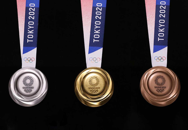 Медали Олимпиады-2020 в Токио сделаны из переработанных гаджетов - 3