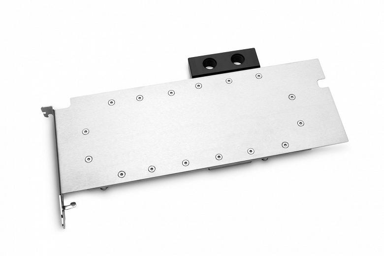 Водоблок EK-FC GV100 Pro подходит для 3D-карт Nvidia Quadro GV100, Tesla V100 и Titan V