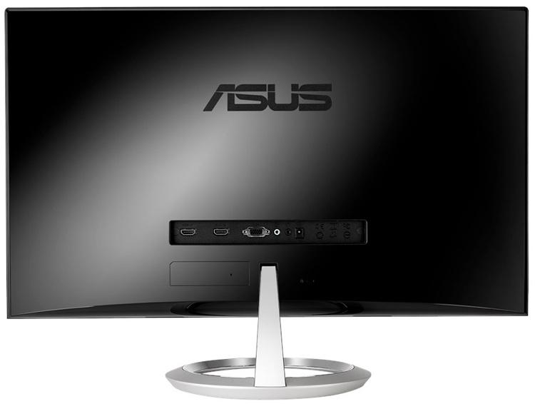 ASUS Designo MX259HS: безрамочный монитор с диагональю 25 дюймов