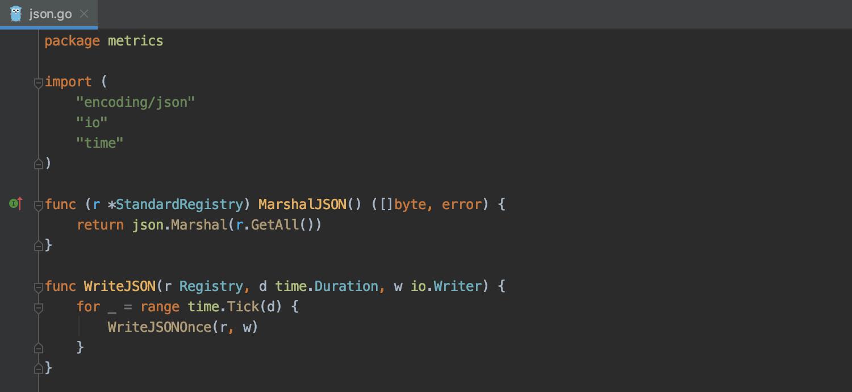 GoLand 2019.2: поддержка вызовов функций во время отладки, улучшенные цветовые схемы, кастомные Postfix Completion - 3