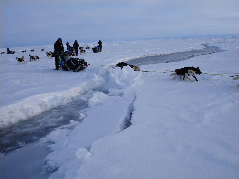 Как дойти до Северного полюса от дрейфующей базы Барнео - 15