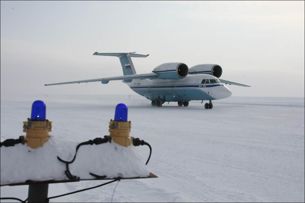 Как дойти до Северного полюса от дрейфующей базы Барнео - 2