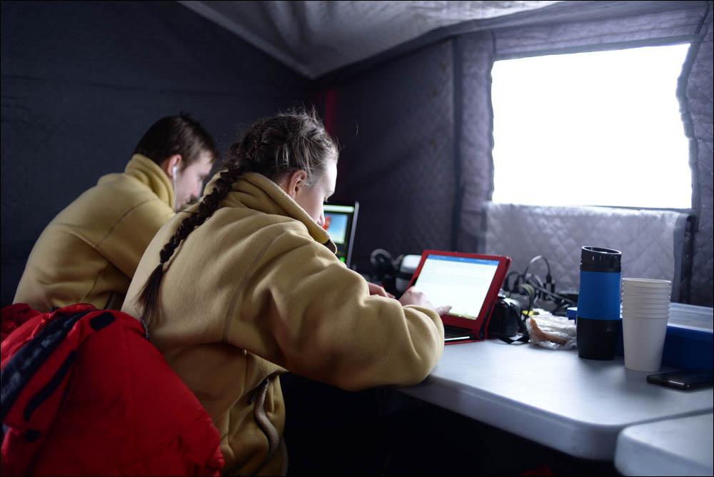 Как дойти до Северного полюса от дрейфующей базы Барнео - 27