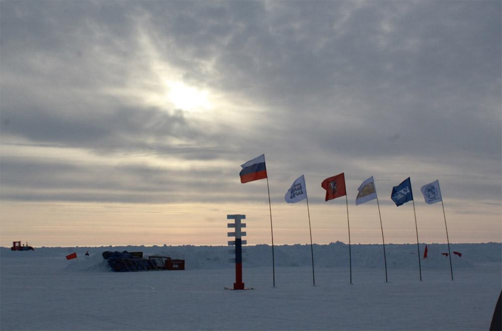 Как дойти до Северного полюса от дрейфующей базы Барнео - 28
