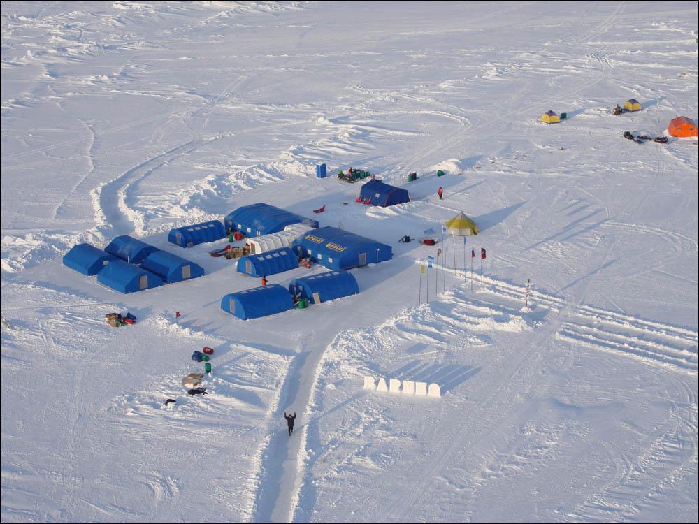 Как дойти до Северного полюса от дрейфующей базы Барнео - 6