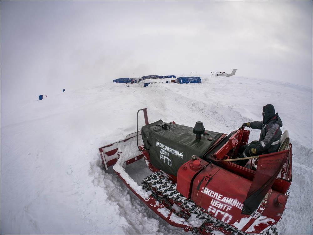 Как дойти до Северного полюса от дрейфующей базы Барнео - 8