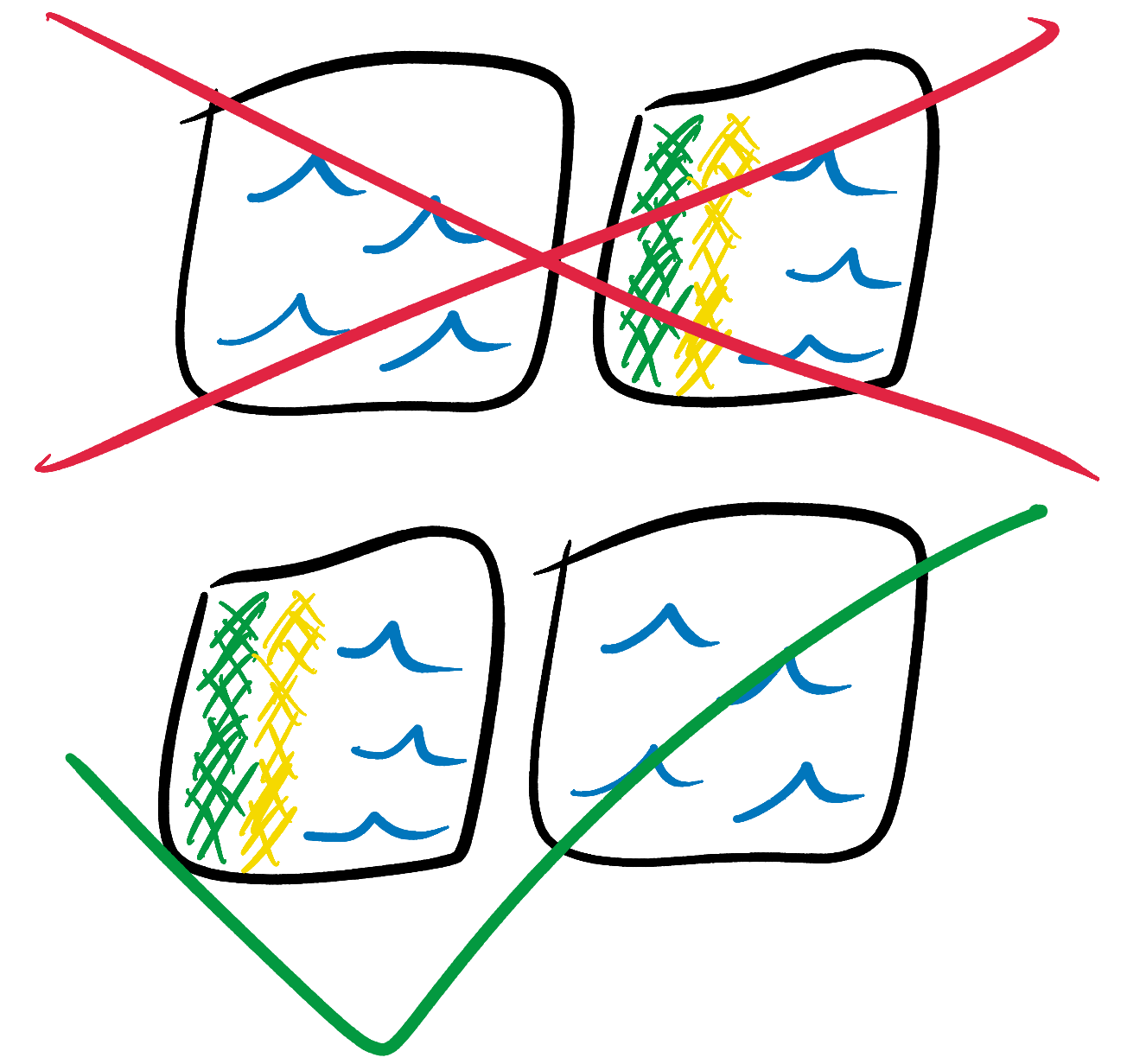 Доступное объяснение алгоритма коллапса волновой функции - 8