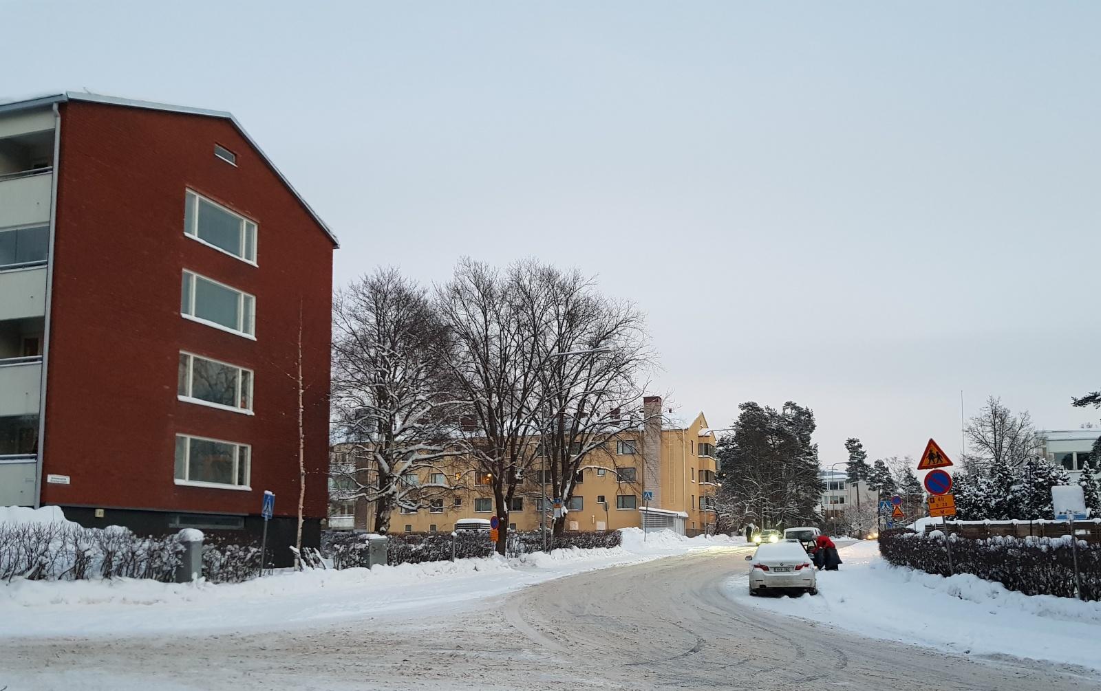 Хельсинки. Как найти работу в финской игровой индустрии, начать работать без разрешения и не нарушить российские законы - 4