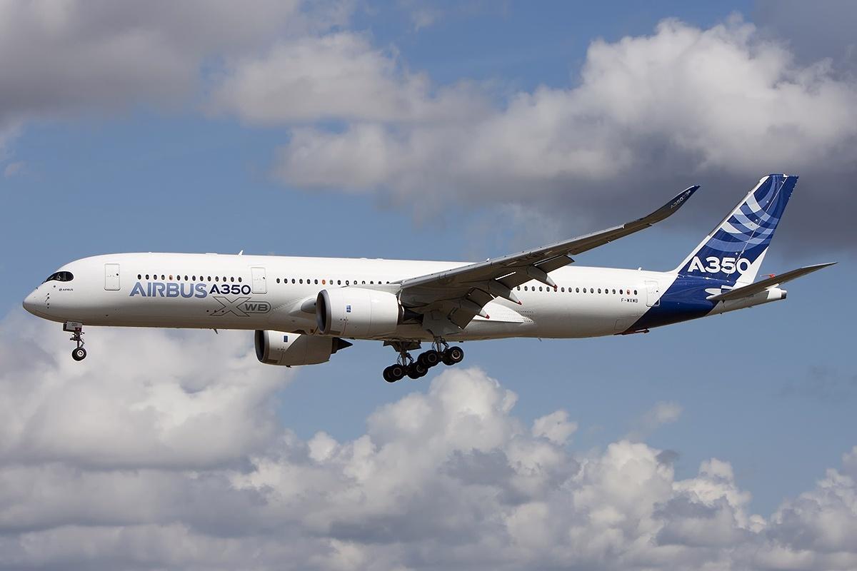 Из-за бага прошивки Airbus A350 самолёт нужно перезагружать каждые 149 часов - 1