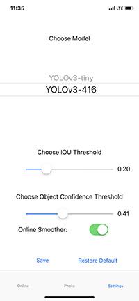 Распознавание объектов в режиме реального времени на iOS с помощью YOLOv3 - 17