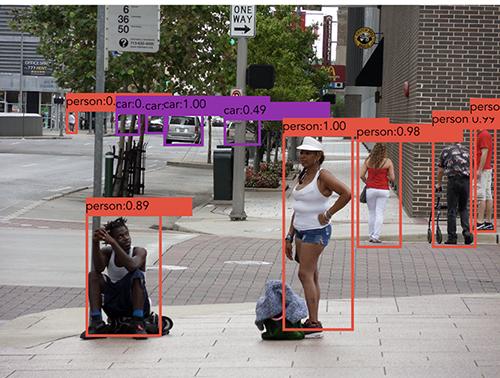 Распознавание объектов в режиме реального времени на iOS с помощью YOLOv3 - 19