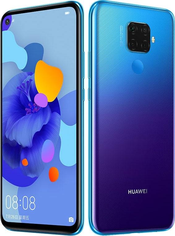 Huawei представила Nova 5i Pro: 6,26″, Kirin 810, 8 Гбайт ОЗУ и квадрокамера