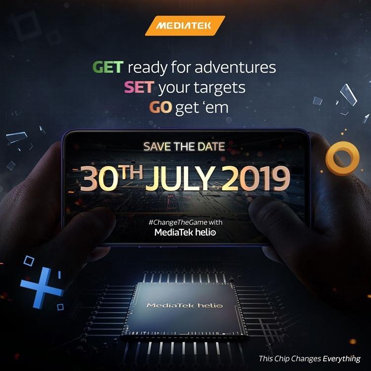 MediaTek представит новые мобильные чипы 30 июля