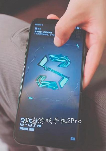 Black Shark провела закрытую презентацию игрового смартфона Black Shark 2 Pro, комплект поставки тестовых моделей упакован в чемодан