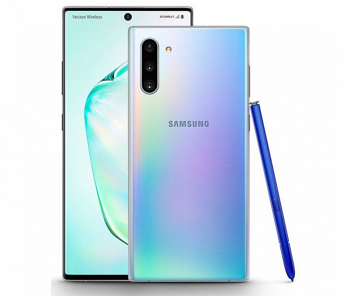 Samsung подготовила специальную версию беспроводных наушников Galaxy Buds для пользователей смартфонов Galaxy Note10