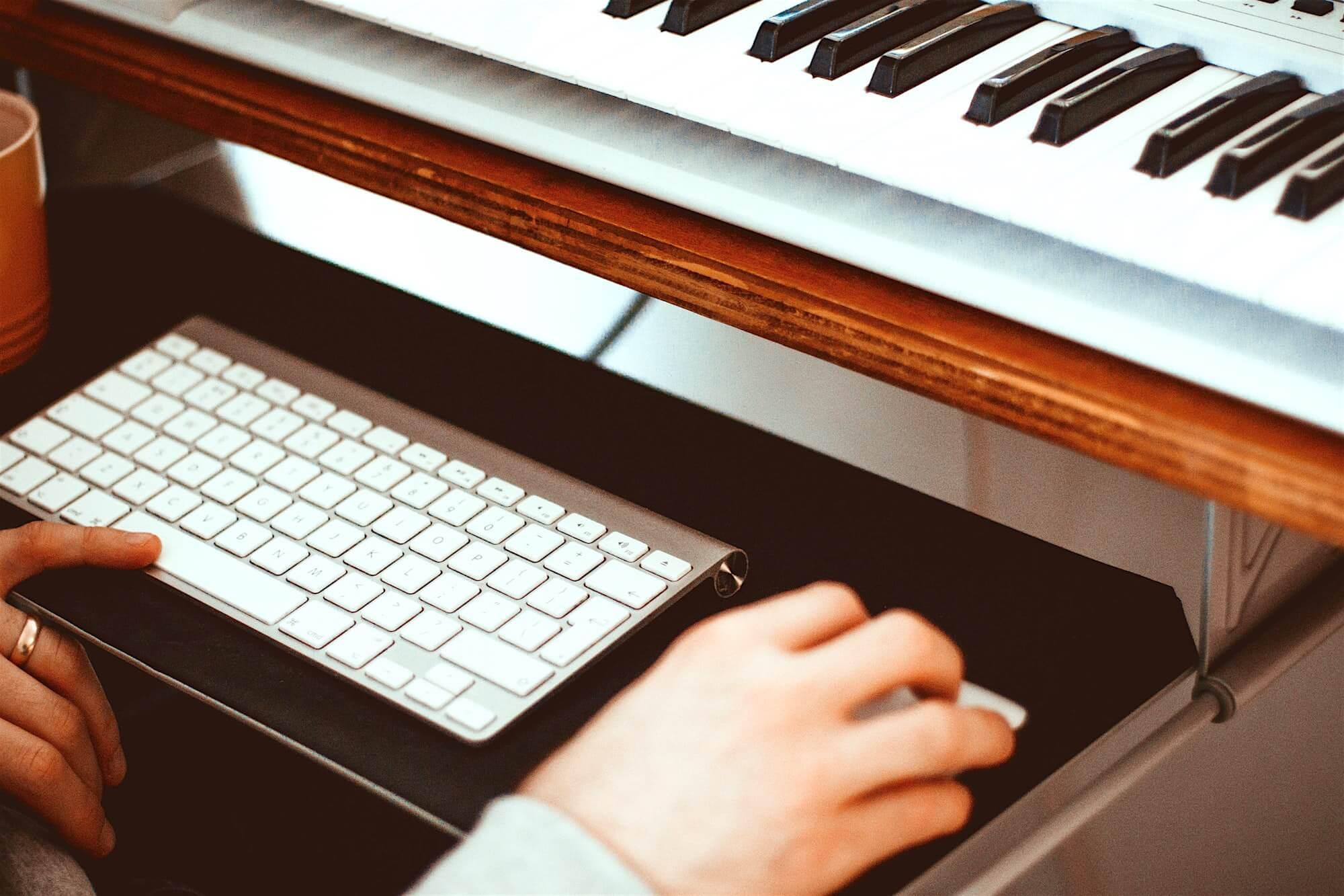 Как написать музыку, используя ООП - 1