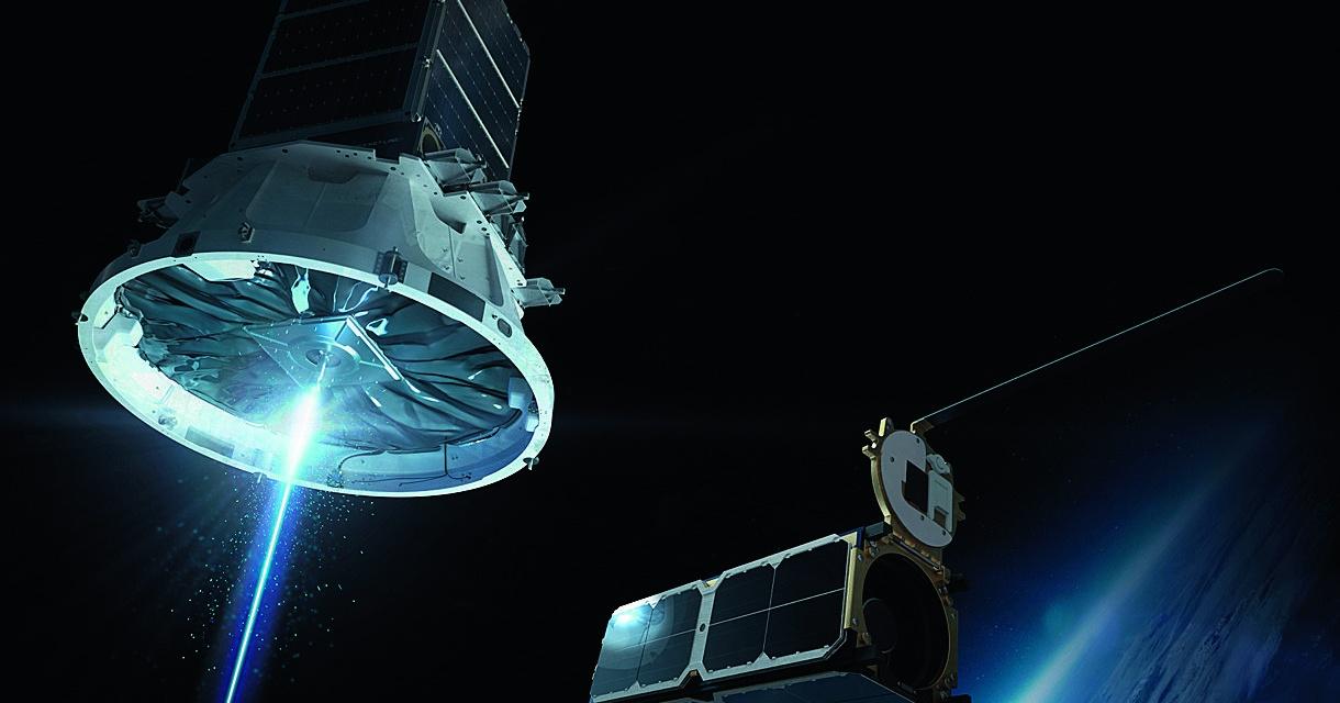Орбитальные маневры: платформа для вывода спутников на орбиту