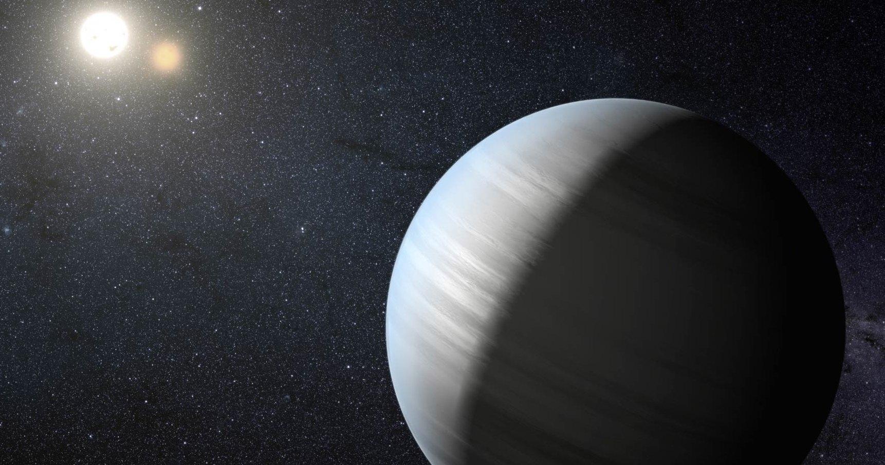 Телескоп TESS нашел экзопланету в «предподростковом» возрасте