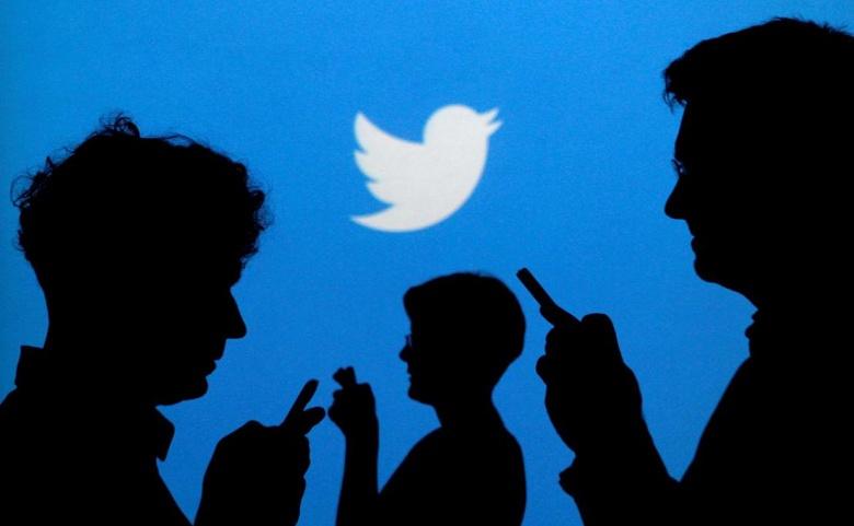 За год доход Twitter вырос на 18%