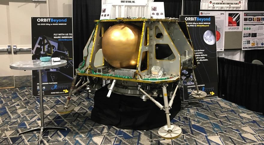 OrbitBeyond отказалась от контракта с НАСА по коммерческой доставке ПН на Луну в рамках программы CLPS - 1