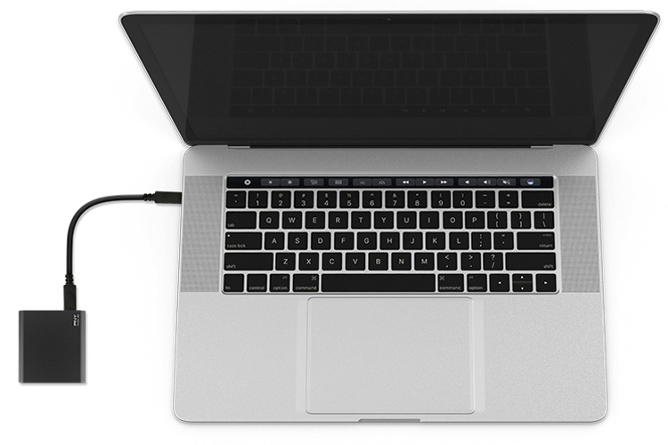 PNY Pro Elite: карманный SSD-накопитель вместимостью до 1 Тбайт