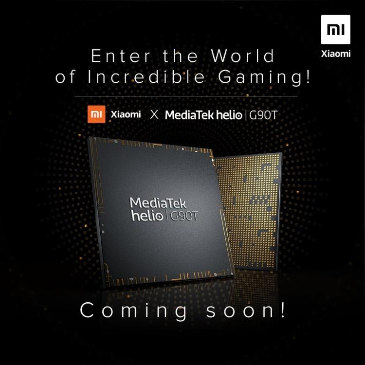 Xiaomi пообещала выпустить в Индии смартфон на базе MediaTek Helio G90T