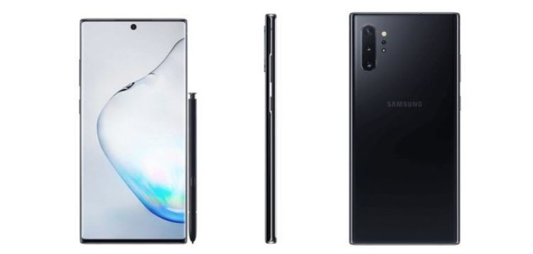 Фаблет Samsung Galaxy Note 10+ 5G прошёл сертификацию 3C