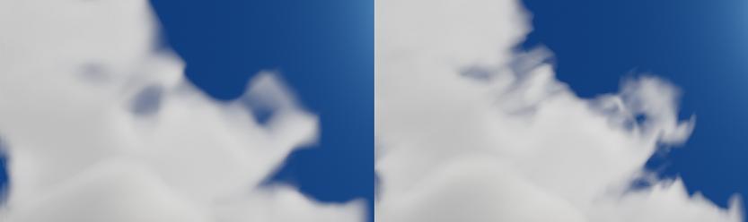 Реализация физически корректных объемных облаков как в игре Horizon Zero Dawn - 89