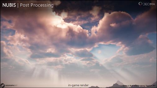 Реализация физически корректных объемных облаков как в игре Horizon Zero Dawn - 90