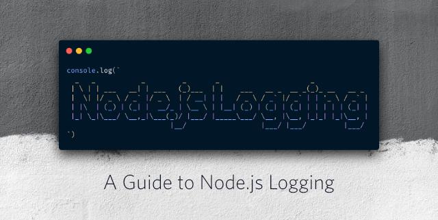 Руководство по логированию в Node.js - 1