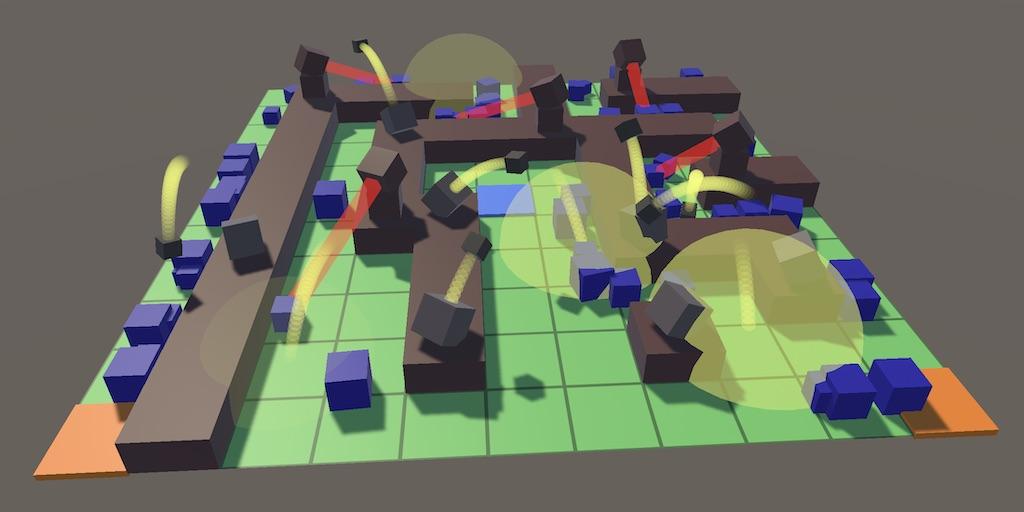 Создание игры Tower Defense в Unity: баллистика - 1