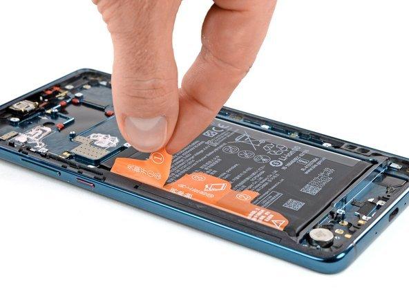 В iFixit разобрали Huawei Mate 20 X 5G — модем 5G обнаружился с трудом