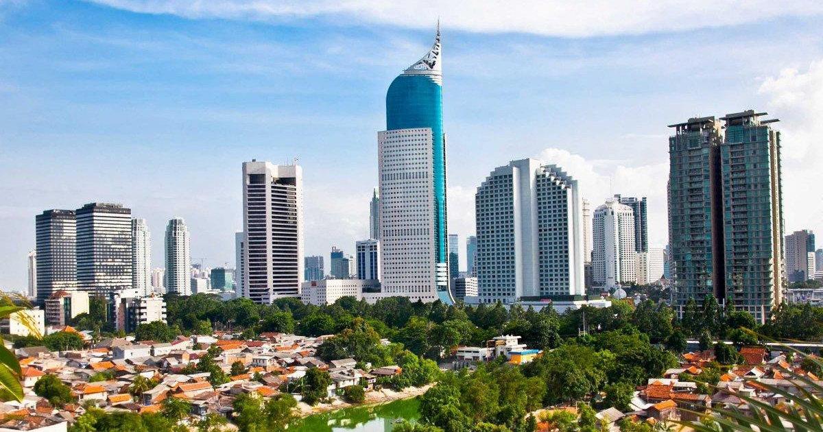 В Индонезии задумались над спасением столицы от затопления