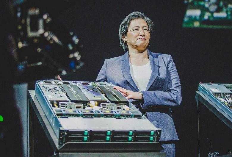 Google может перейти на серверные процессоры AMD Epyc