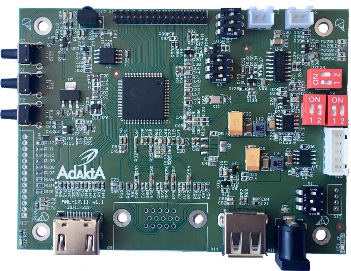 HDMI-LVDS. Разработка на TSUMV59 от MStar - 1