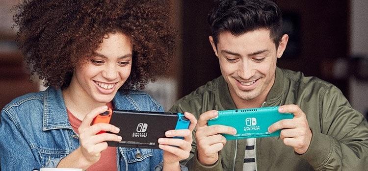 Nintendo активно нарастила продажи консолей накануне запуска новых моделей