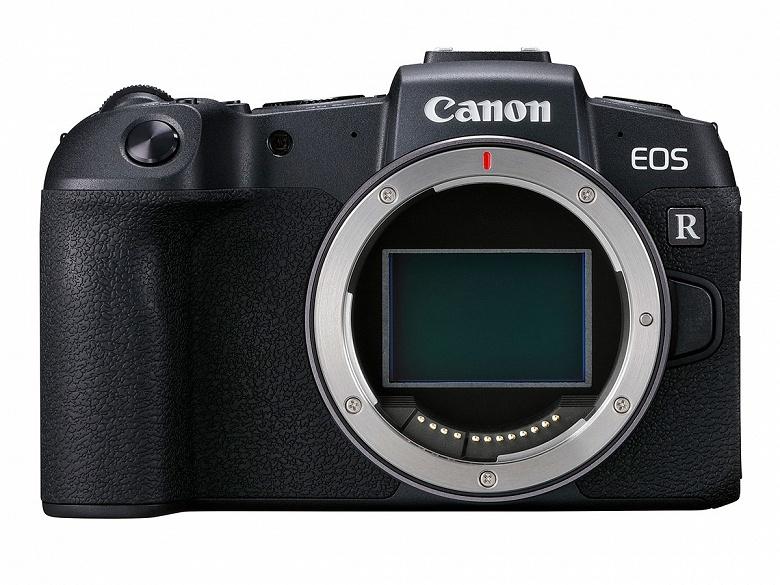 Беззеркальной камере Canon EOS R L приписывают разрешение 75 Мп - 1