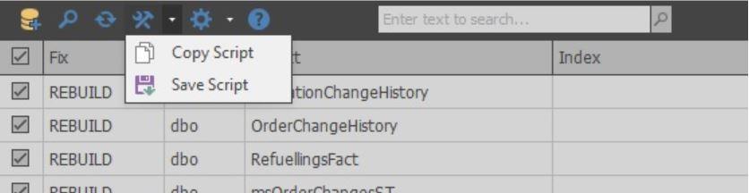Обзор бесплатного инструмента SQLIndexManager - 10